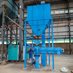 Single Arm Continuous Mixer Machine