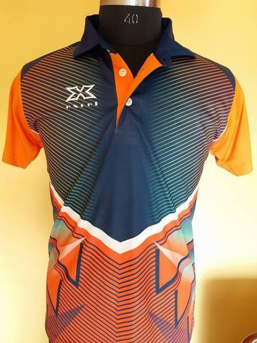 c9d3e5aa85e0 Sublimation Printed Cricket Jersey