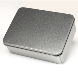 Rectangle Plain SS Jewelry Box, For Ring Packaging
