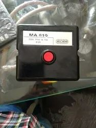 Gas Combustion Control, For Industrial Burners, Model Name/Number: Boilers