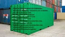 20' USED SHIPPING CONTAINER SUPPLIERS