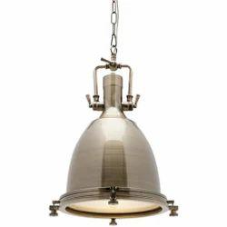 Antique Brass Nautical Pendant Hanging Lamp
