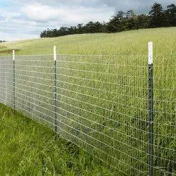 Garden Wire Fencing