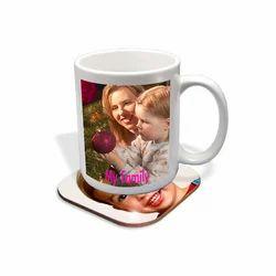Small Photo Mug, for Home