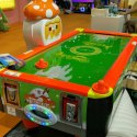Indoor Air Hockey Game