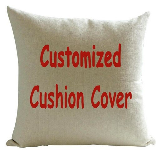 Customized Cushion Cover कुशन कवर Prarthna Art Ahmedabad Fascinating Customized Pillow Covers