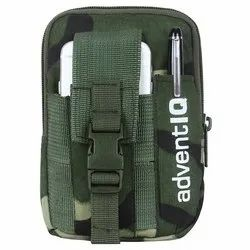 AdventIQ Tactical Military Multipurpose Molle Waist Pouch Bag