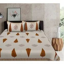dashing look Block Print Designer Bedsheets