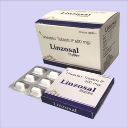 Linzolid 600 mg Cefixime 200mg Tablet