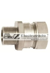 Flameproof Brass Cable Gland