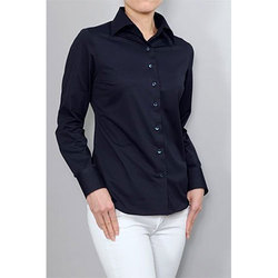 Ladies Black Shirt