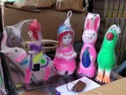 Montez Kids Chu Chu PVC Toys Multicolor and Mix Design