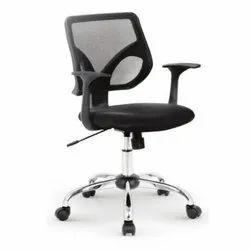 Gilma Black Comfy Ultra DLX Office Chair