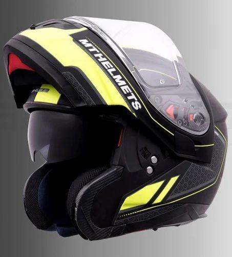 Mt Atom Sv Race Evo Matt Modular Helmet