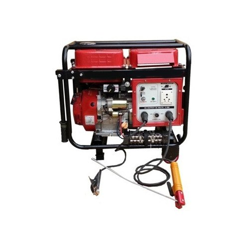 Portable Welding Generator Set