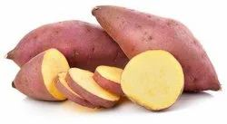 A Grade Gujrat Sweet Potato Wholesaler In Ahmedabad, Packaging Type: Carton, Packaging Size: 20 Kg