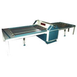 Automatic Flat Bed Die Punching Machine