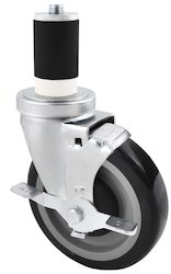 Ply Caster Wheel