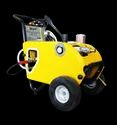Pneumatic High Pressure Cleaner