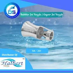 Fountain Bubbler Jet Nozzle, Geyser Jet Nozzle - HA-251