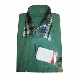 Cotton Green School Shirts