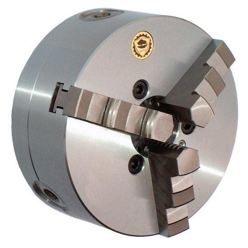 Phull Carbon Steel Three Jaw Lathe Chuck