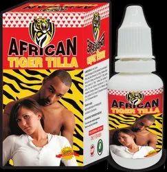 African Tiger Tilla Oil