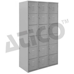 Atico Mild Steel Ward Locker 18 Cabinet