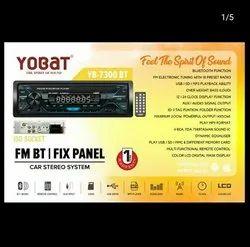 FM USB Player (Yo - 7300 BT)