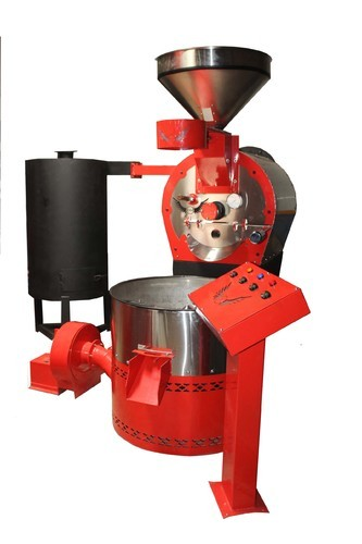 Coffee Roasters - Portable Coffee Roaster Manufacturer from Hassan