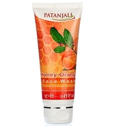 Patanjali Orange Honey Face Wash