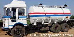 HDPE Transporation Tanker