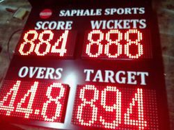 Cricket Score Board