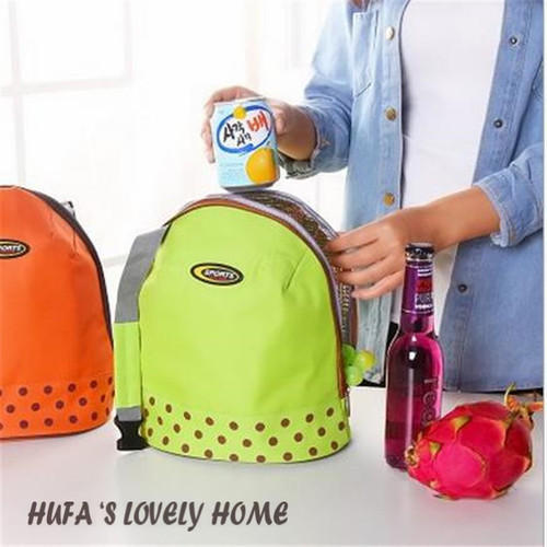 Sports Insulated Lunch Bag Warmer Cooler