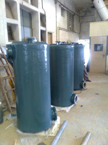 PP FRP Chemical Dosing Tank, Chemical Reactors And Process