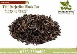 Strong Leaf Darjeeling Black Tea, Leaves