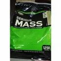 Optimum Nutrition Serious Mass Weight Gain Powder, Packaging Size: 5.44 Kg Or 12 Lb