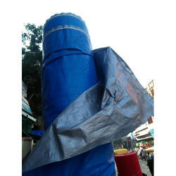 Blue HDPE Truck Tarpaulin, Usage: Truck