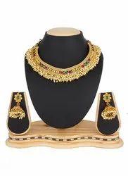 Pr Fashion Launched Beautiful Designer Necklace Set
