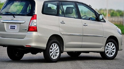 Innova With Ac Pickup Service
