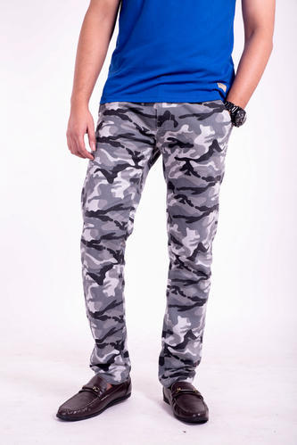 genuine shoes good quality on feet shots of Male Slim Camouflage/ Army Print Chinos, Rs 200 /piece, Silverline ...