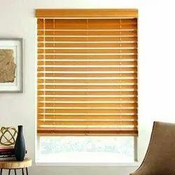 PVC Brown Vertical Window Roller Blind