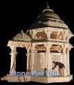 Marble Religious Project Ram Darbar Mandir Construction Contractors