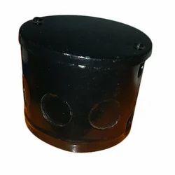 Round Concealed Box