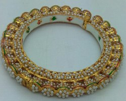 Jaipuri Jadau Bangle