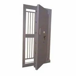Bank Strong Room Door