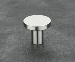 Steel Button Knob