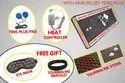 Full Body Tourmaline Stone Korean Heat Mat with Tens Therapy
