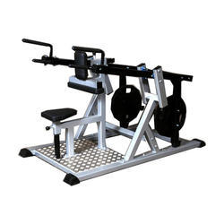 Seated Tricep Dip Machine