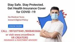 Covid-19 Insurance, For One Time